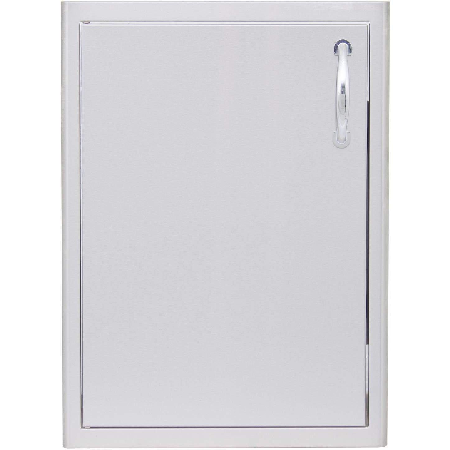 Blaze Left Hinged Single Access Door (BLZ-SINGLE-2417-R-LH), 24x17-inches