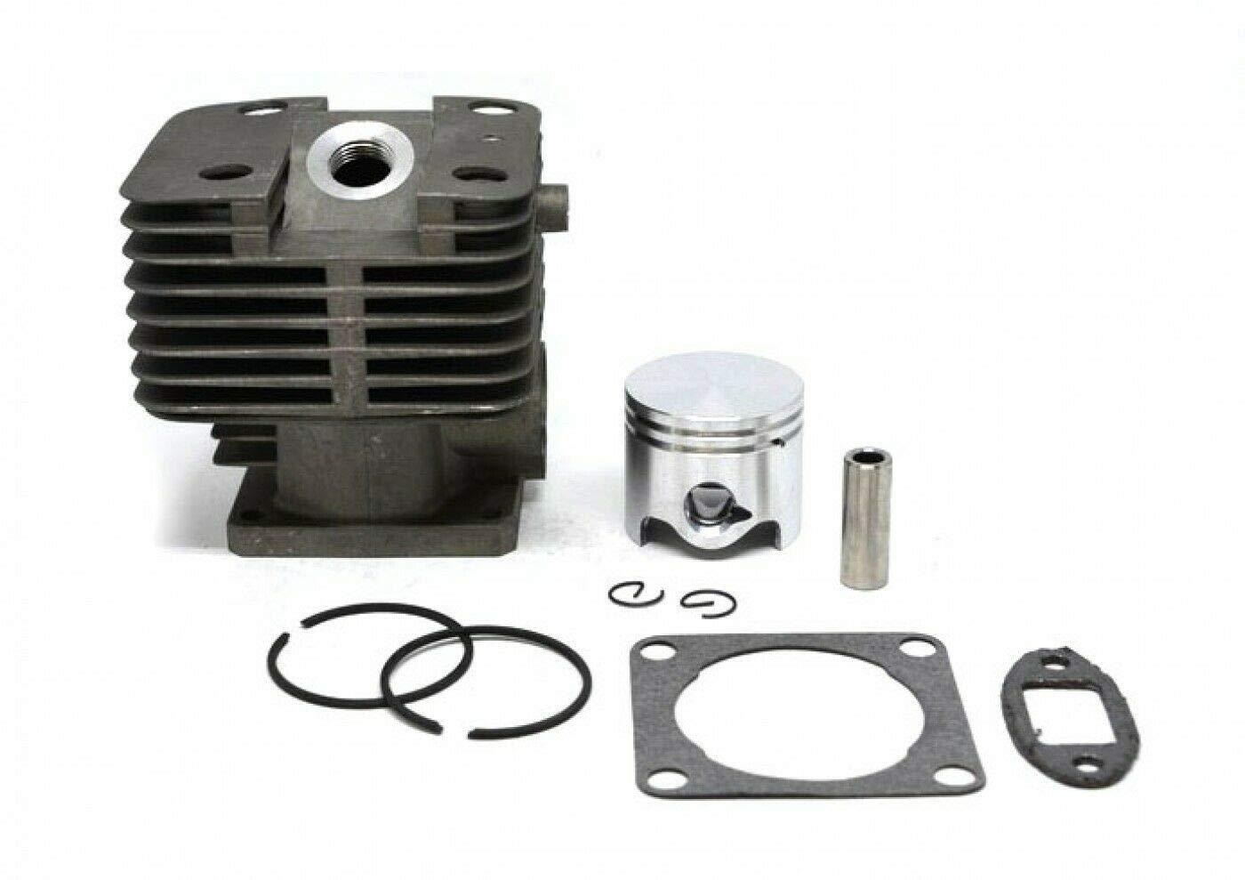 HS PARTS Pistón y cilindro para Desbrozadoras Stihl FS200 FS300 ...