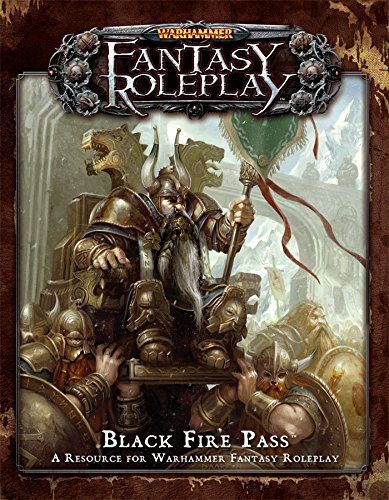 Warhammer Fantasy Roleplay: Black Fire Pass