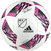 adidas Performance 2016 MLS Glider Soccer Ball,...