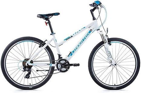 Leader Fox Bicicleta de montaña 26 mxc Lady de Acero para Mujer, 7 ...