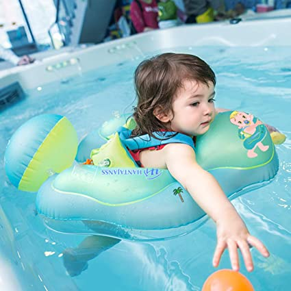 Baby Swim Arm Bands Float Swimming Ring Pool Infants Kids Children Toy 17