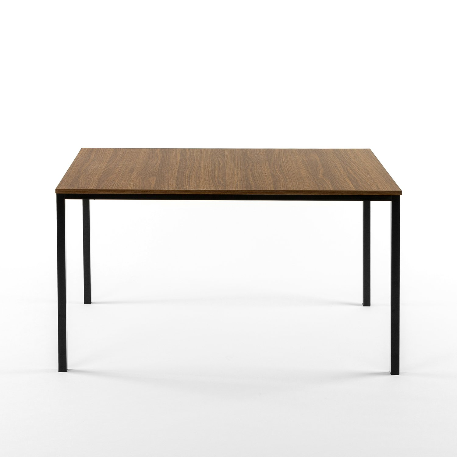 Zinus Modern Studio Collection Soho Dining Table/Office Desk/Computer Desk/Table Only, Brown by Zinus (Image #4)