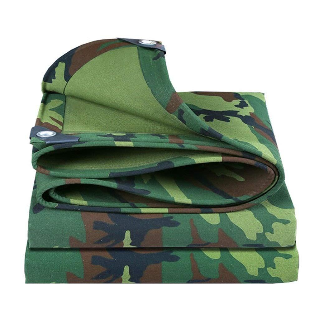 moda classica Gxmyb Tarp Coprimaterasso di di di buona qualità Coprimaterasso Copriruota Tettuccio da Campeggio Tenda da Campeggio, UV protetto, Spessore 0,7 mm (Dimensioni   4x7m)  il più recente