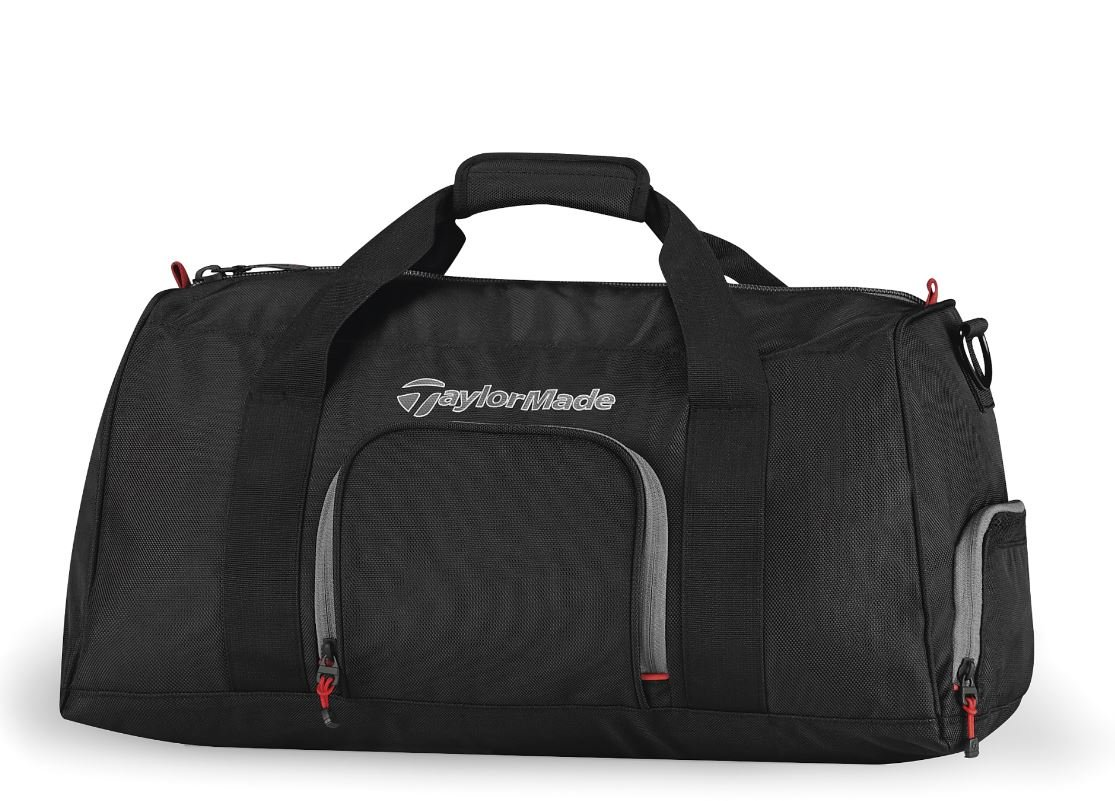 TaylorMade TM15 Players Duffle Bag, Black