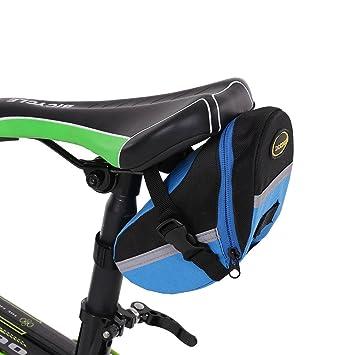 Docooler Bolsa de Sillín de Bicicleta Ciclismo Bolso al Aire Libre ...
