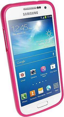 igadgitz Rosa Case TPU Gel Funda Cover Carcasa para Samsung Galaxy ...