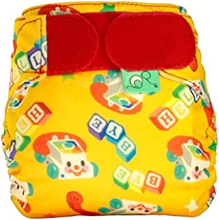 TotsBots TeenyFit STAR Chatterbots Reusable Washable Nappy from 5lbs to 12lbs