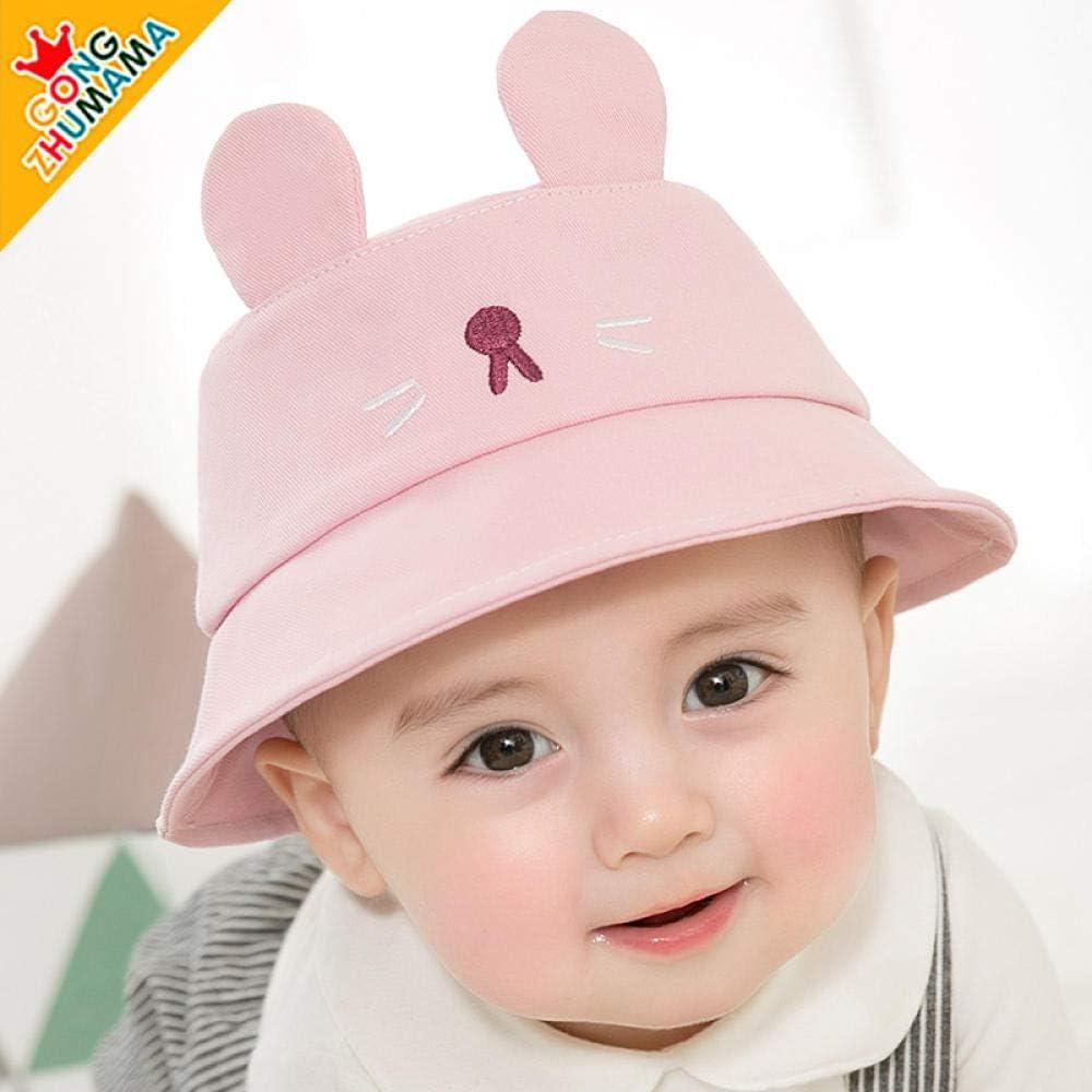 Sombrero para Beb/é Sombrilla para beb/é Sombrero de Pescador m/áscara antiproyecci/ón Sombrero