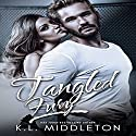 Tangled Fury: Tangled, Book 3 Audiobook by Kristen Middleton Narrated by Elizabeth Meadows