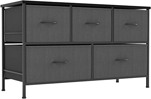 ALLZONE 5 Drawer Dresser Storage Organizer
