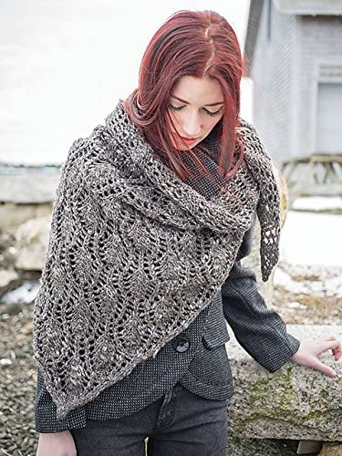 Berroco Knitting Pattern Book Norah Gaughan Collection Vol 15 Maritime Journey
