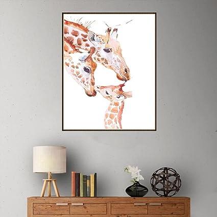 Amazon Com Pandaie Deer Family 5d Diamond Painting Kits Diy Amazon