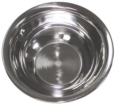 Max Fuchs Bowl acero inoxidable 16 x 5 cm: Amazon.es ...