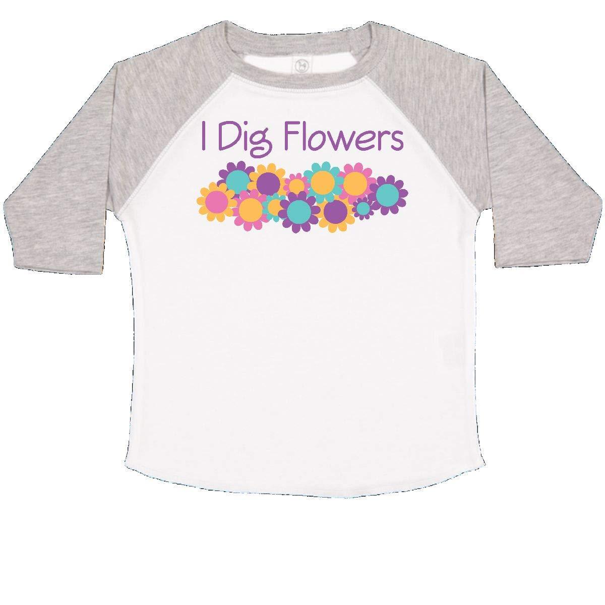 inktastic Gardening Flower Gardener Gift Toddler T-Shirt