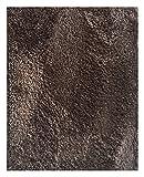 Mohawk Home Cut To Fit Royale Velvet Plush Bath Carpet, Walnut, 5 by 6 Feet