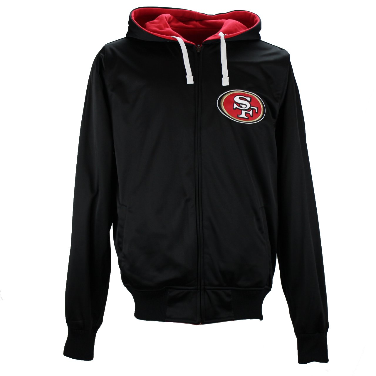 timeless design 3ae25 57c78 Amazon.com : NFL Men's San Francisco 49ers SPIRIT Reversible ...