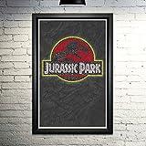 Jurassic Park art print, 11x17