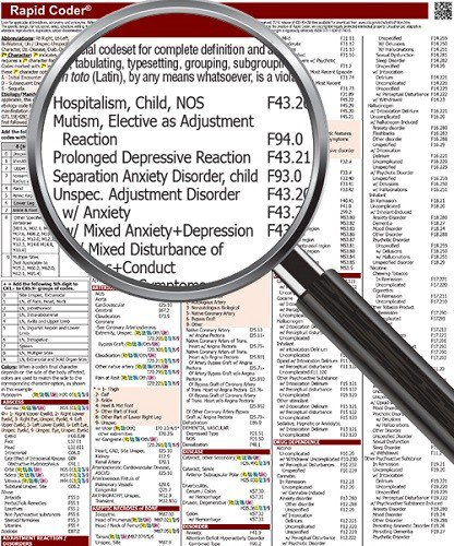 ICD 10 Codes Quick Reference Charts for Urgent Care Coding 2017 PDF