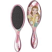 Wet Brush Original Detangler Princess Wholehearted Hair Brush, Belle Light Pink