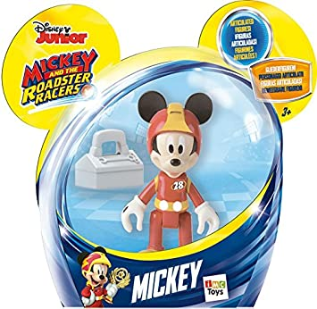 Mickey Mouse- Roadster blíster 1 figura, 8 cm (Propio 182462) , color/modelo surtido: Amazon.es: Juguetes y juegos