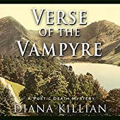 Verse of the Vampyre: Poetic Death Mystery, Book 2 | Diana Killian