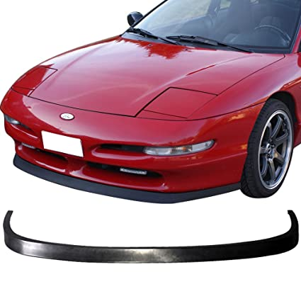 04 Mustang Gt >> 99 04 Ford Mustang Gt Style Urethane Front Bumper Lip Spoiler Bodykit