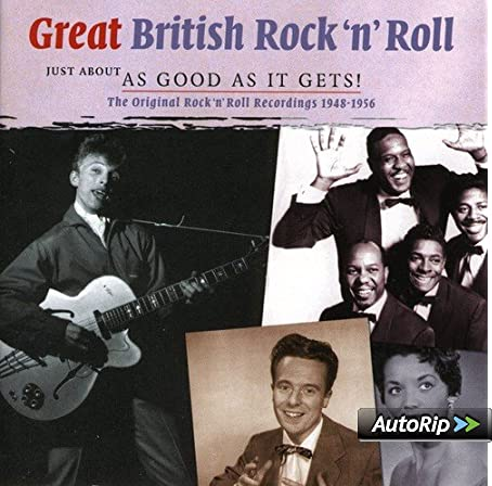 Descargar Torrent Online Great British Rock 'n' Roll 1948-1956 Formato PDF