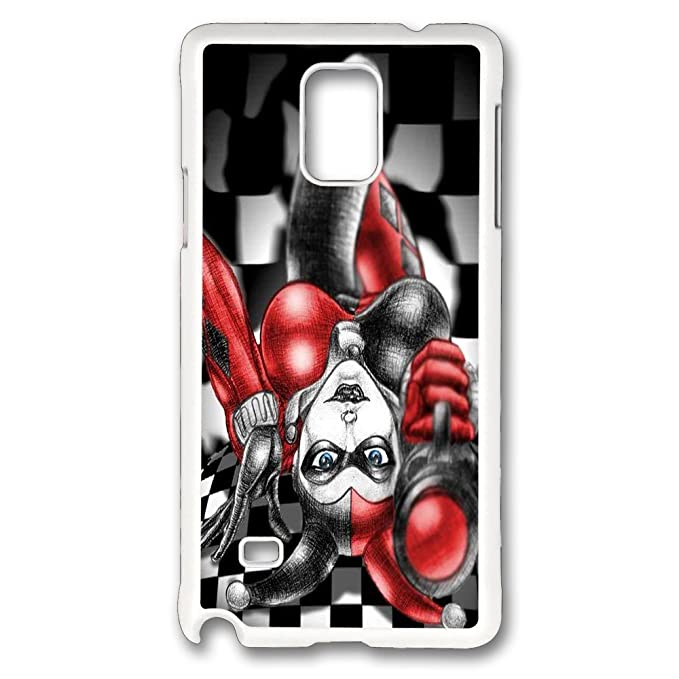 Samsung Note 4 y funda para Harley Quinn Harley PC Carcasa ...