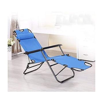 Silla plegable, Sillón reclinable ajustable, Adecuado para ...