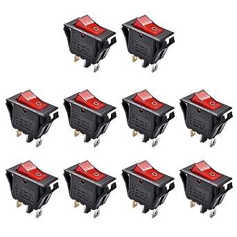Tipos de switch de encendido automotriz