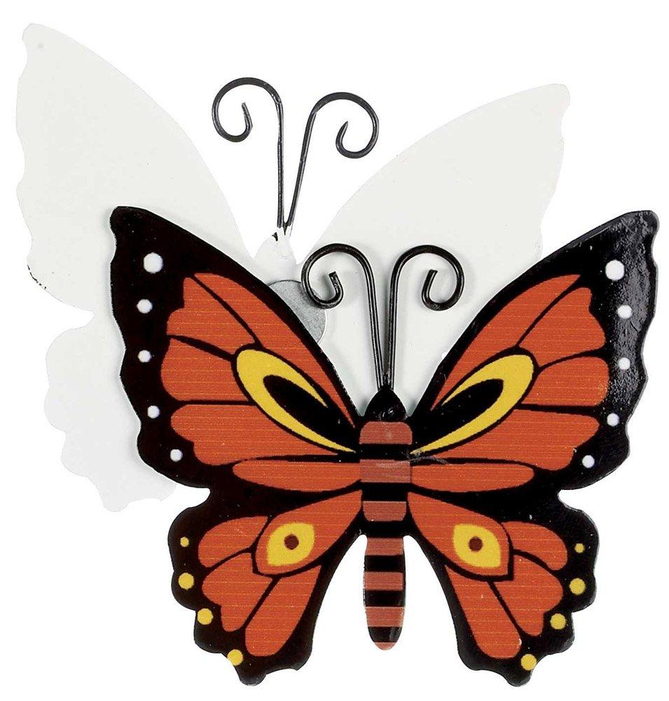 amazon com butterfly hole cover ganz screen door saver