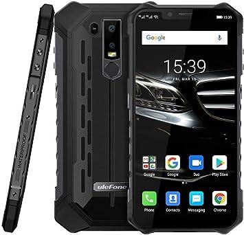 Ulefone Armor 6E Dual SIM 64GB 4GB RAM Black: Amazon.es: Electrónica
