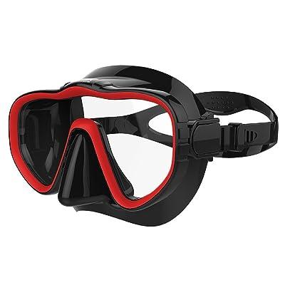 Kraken Aquatics Snorkel Dive Mask