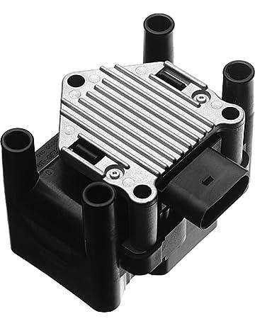 10 unidades Kafton Terminales de tubo de cobre 10 mm2 x 8 mm Crimpador//Soldadura Extremos de cable de la bater/ía de arranque