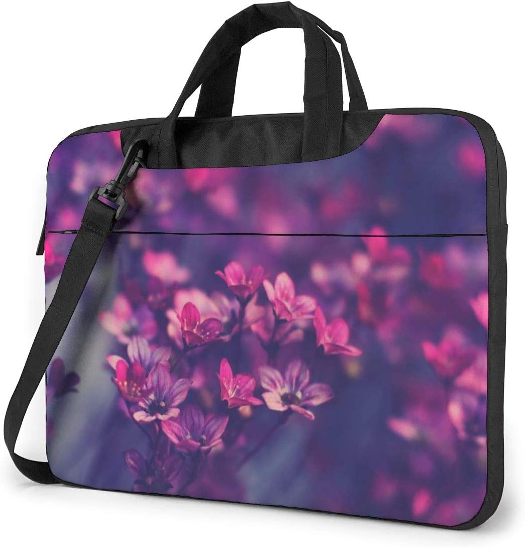 Flowers Blossoms Portable Business Notebook Liner Protective Bag for MacBook Pro//MacBook Air//Asus//Dell 14 Inch Lovesofun Neoprene Laptop Sleeve Case