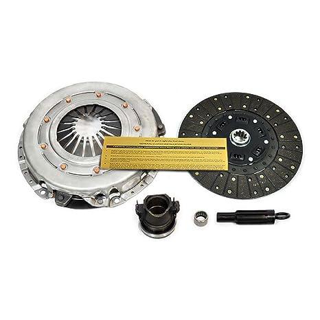EFT Premium Kit de embrague 2007 – 2011 Jeep Wrangler Rubicon X deporte Unlimited (3