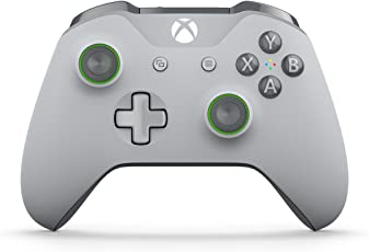 Microsoft Game Studios Control Inalámbrico XBox One, Light Green - Special Limited Edition