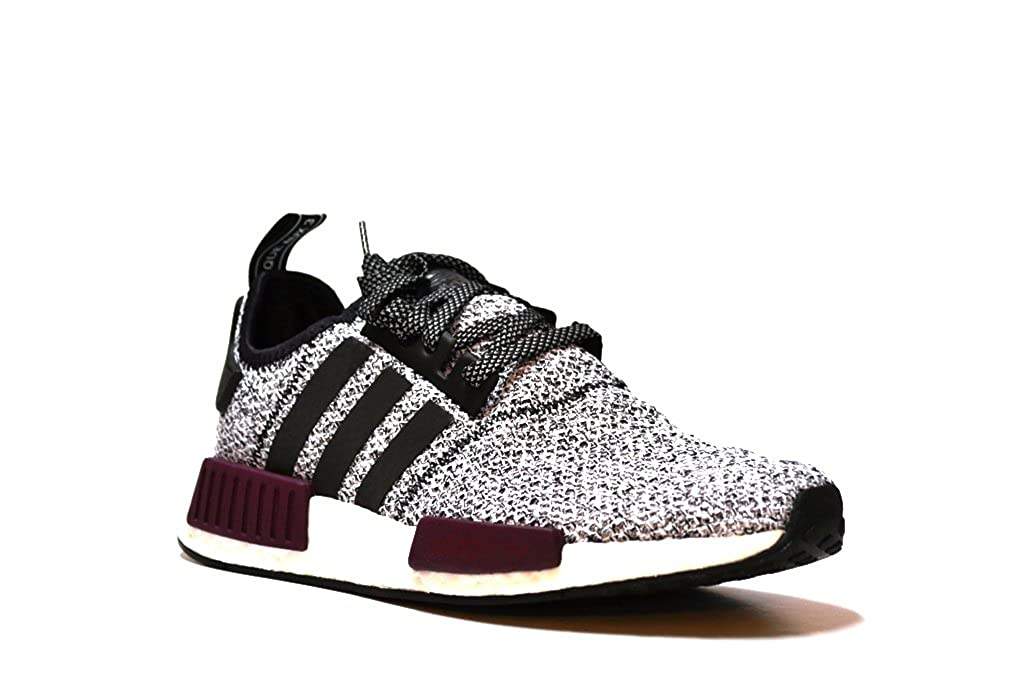 premium selection 63867 e8817 Adidas NMD_R1 Wool Grey Burgundy Black B39506 Champs Exclusive 3M  Reflective (13)