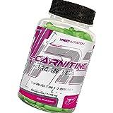 CARNITINE + GREEN TEA - 180 cap - Carnitina líquida y extracto concentrado de té verde en cápsulas blandas - Trec Nutrition
