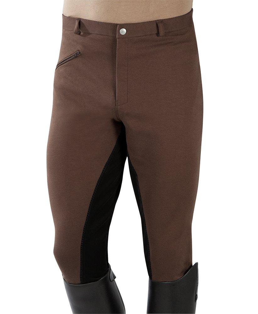 Pfiff da Uomo Pantaloni da Equitazione con Rinforzo Integrale