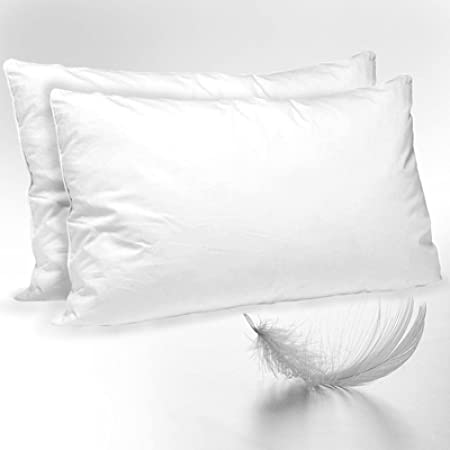 king count down hotels siz by royal kitchen home pillows bedding exclusively cotton thread and blowout pillow amazon dbbc on of feather goose rn com set