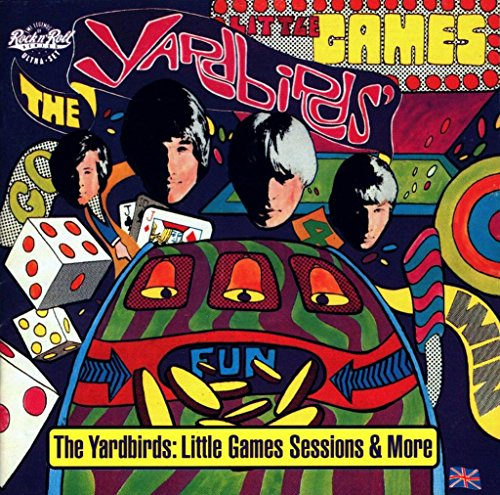 The Yardbirds - Little Games Sessions & More Disc 2 - Zortam Music