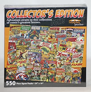 product image for Channel Craft Collector's Edition Comic Book Covers Jigsaw Puzzle