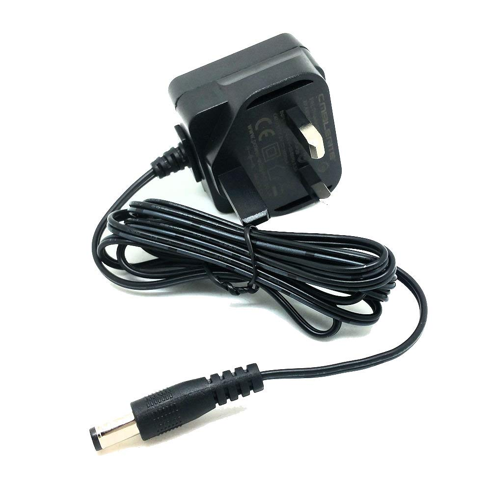 Bush Wooden DAB/FM Radio 356/6314 Uk mains power supply adaptor cable Power-adapters.co.uk 6-1-5525-105