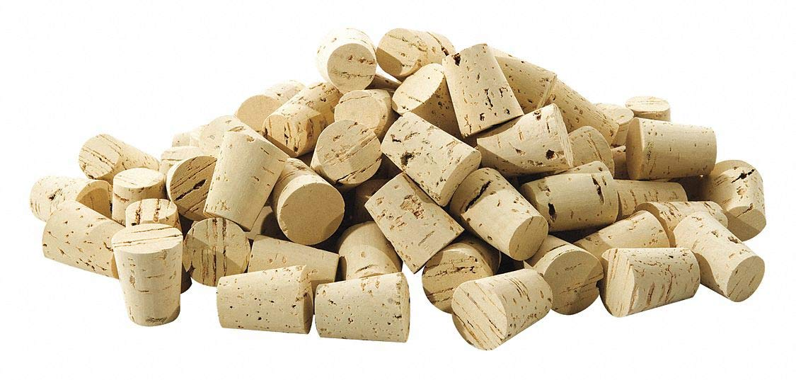 Tapered Cork, Trade Size 13, PK70