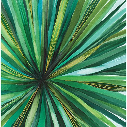 Michael Aram Paper Napkins Lunch Napkins Tropical Palm Pack of 32