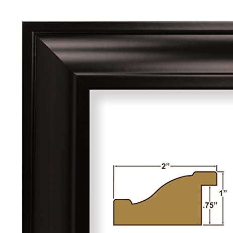 Amazon.com - 11x18 Picture / Poster Frame, Smooth Finish, 2\