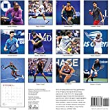 Tennis 2021 Wall Calendar: The Official U.S. Open