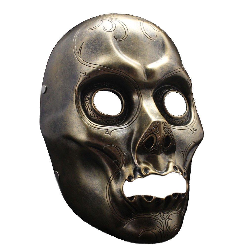 Salico Mortífago Disfraz de máscara de Cosplay de Halloween ...